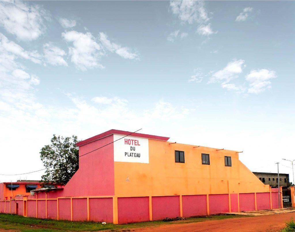 Hôtel du plateau Abengourou